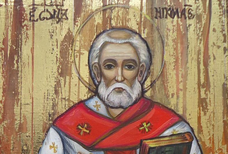 Святий Микола Чудотворець
