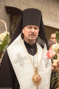 Вікарій Київський Геронтій